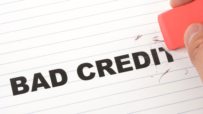 Bad or Low Bad Credit Score